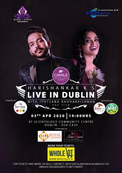 Harishankar Live in Dublin A
