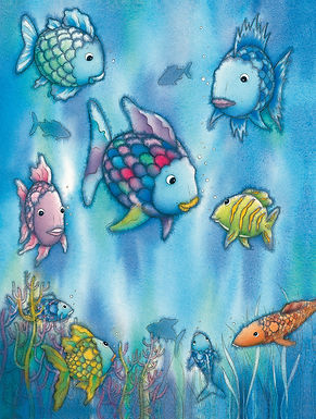 426 The Rainbow Fish
