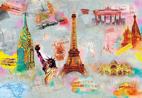 121 Around the World
