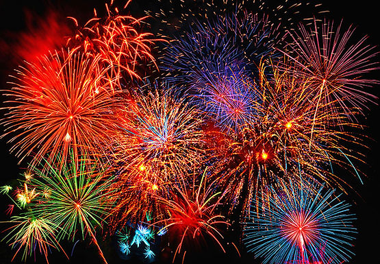 131 Fireworks