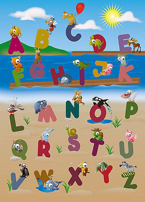 383 Animal Alphabet