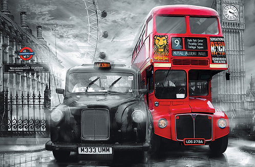 698 Taxi and Bus