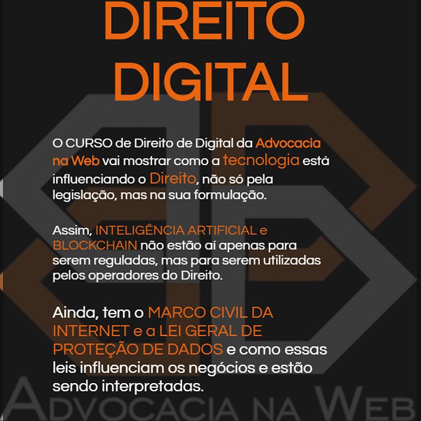 Curso de Direito Digital
