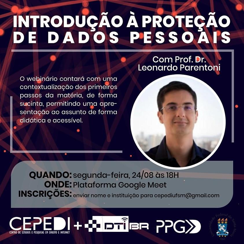 Introdução à proteção de dados pessoais