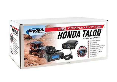 Honda Talon Complete UTV Communication System