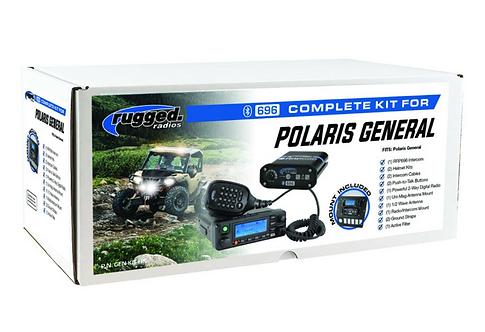 Polaris General Complete UTV Communication System
