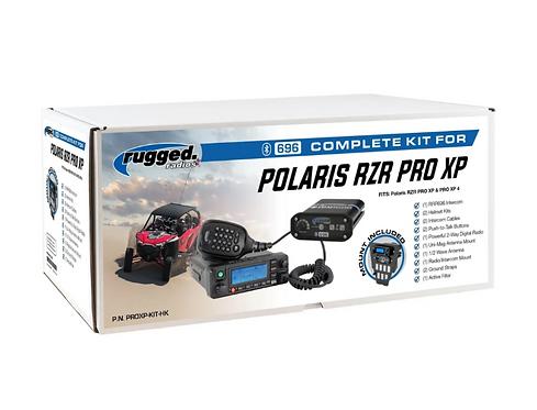 Polaris RZR Pro XP Complete UTV Communication System