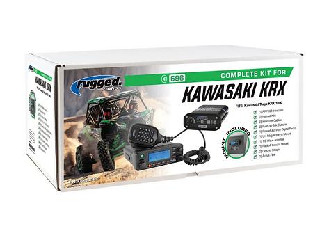 Kawasaki Teryx KRX 1000 Complete UTV Communication System