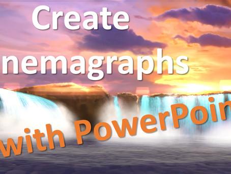 PowerPoint Tutorial: Cinemagraphs in 3 Steps
