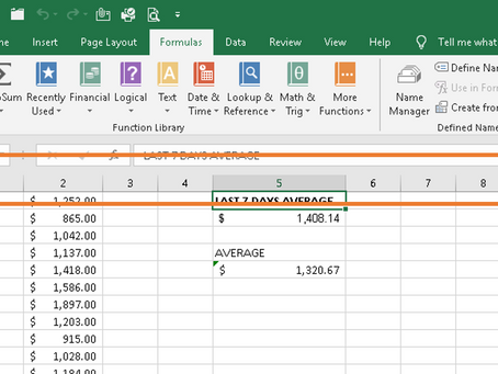 Excel Cell Reference Tip