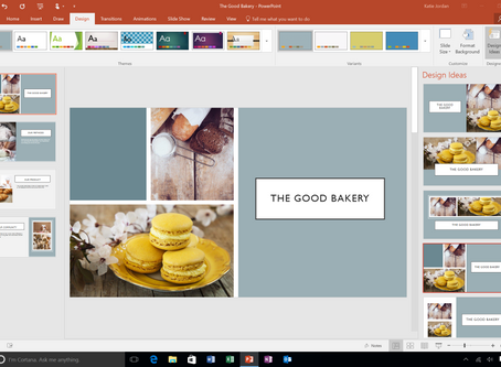 Use PowerPoint to Create a Photo Presentation
