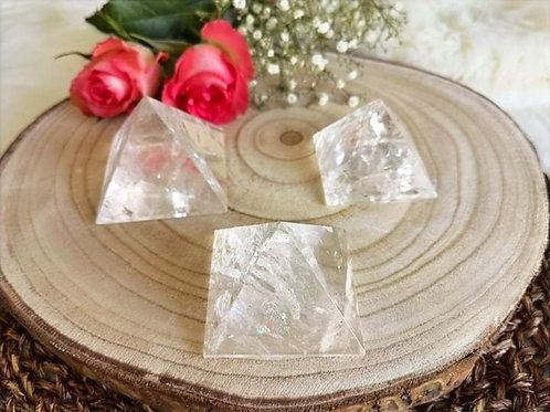 Cristal de Roche - Pyramide