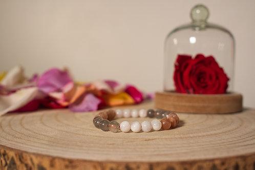 Bracelet - Pierre de Lune