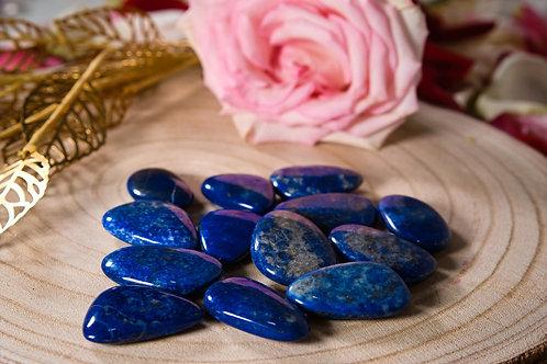 Lapis Lazuli - Galet Plat