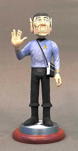 Spock by Greg Guyette
