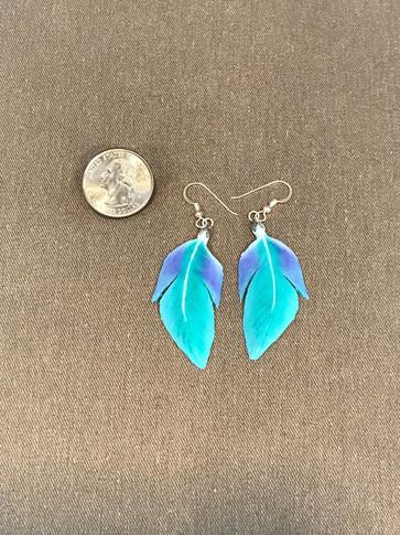 Arrowhead Earrings by Ray Stansel