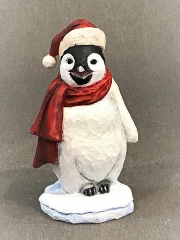 Penguin by Larry Nix