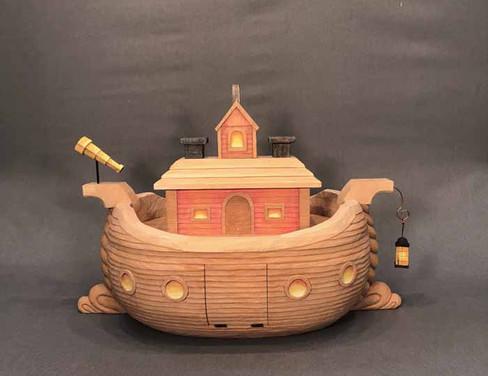 Noah's Ark by Greg Guyette