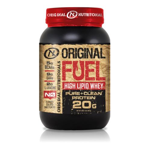 Original Fuel -- High Lipid