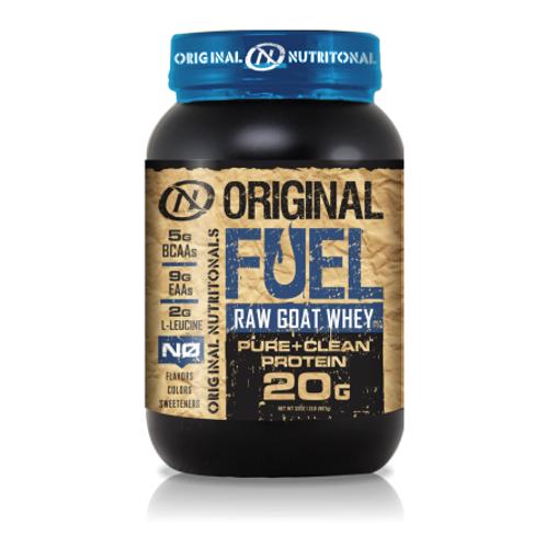 Original Fuel -- Goat Protein