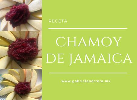 Chamoy de jamaica | Recetas