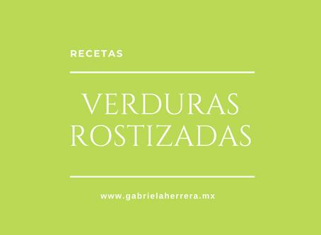 Verduras Rostizadas | Recetas