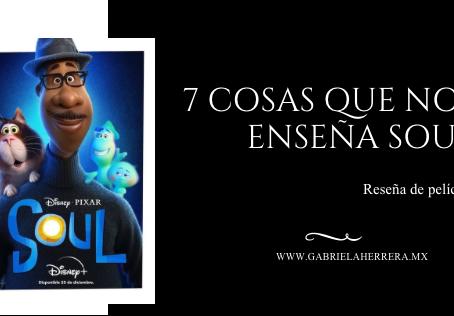 7 cosas que nos enseña Soul | Reseña película