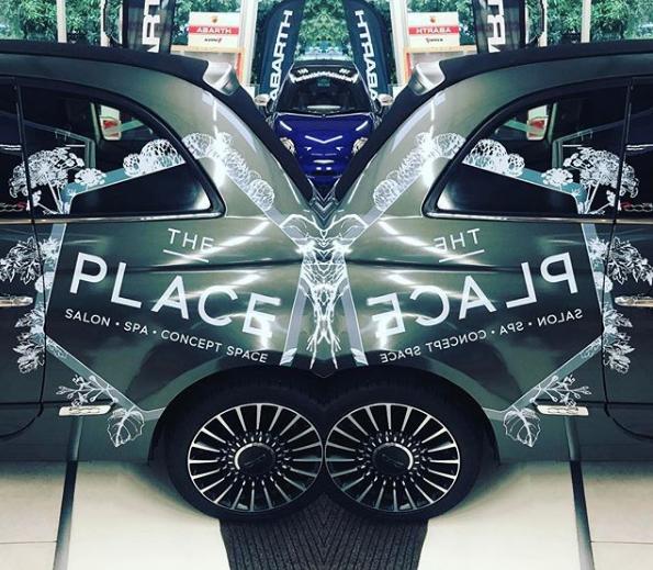 The Place, Salon Spa & Concept Space