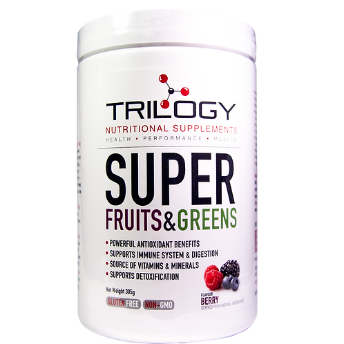 Trilogy Super Fruits & Greens – Berry