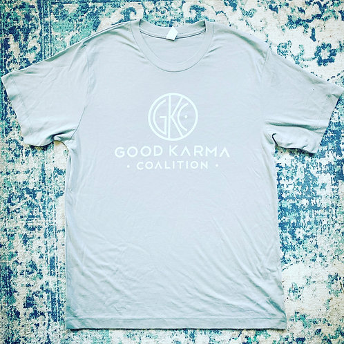 SOFT GREY GKC T-SHIRT