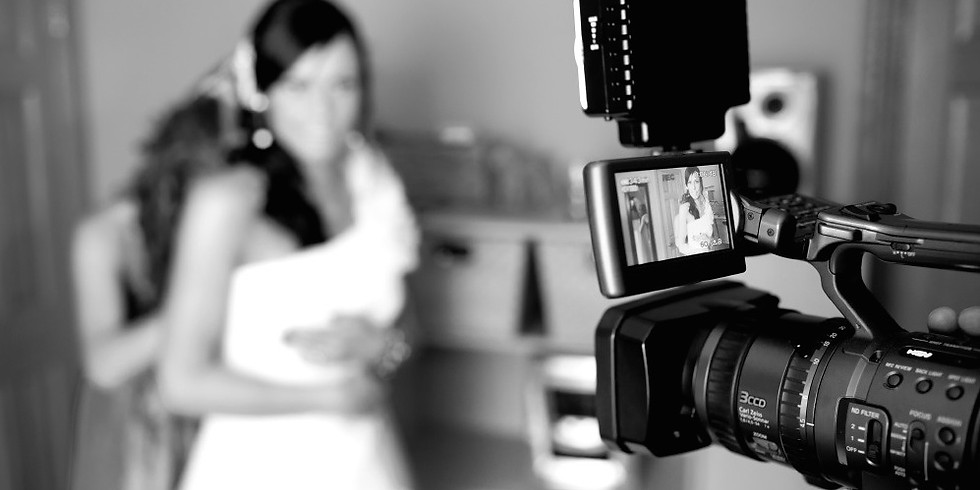 Работа на камеру при создании личных видео
