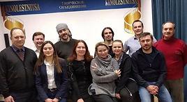 Авторское право в киношколе Лестница