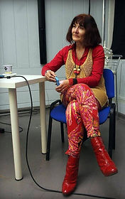 Ксения Гамалея, сценарист