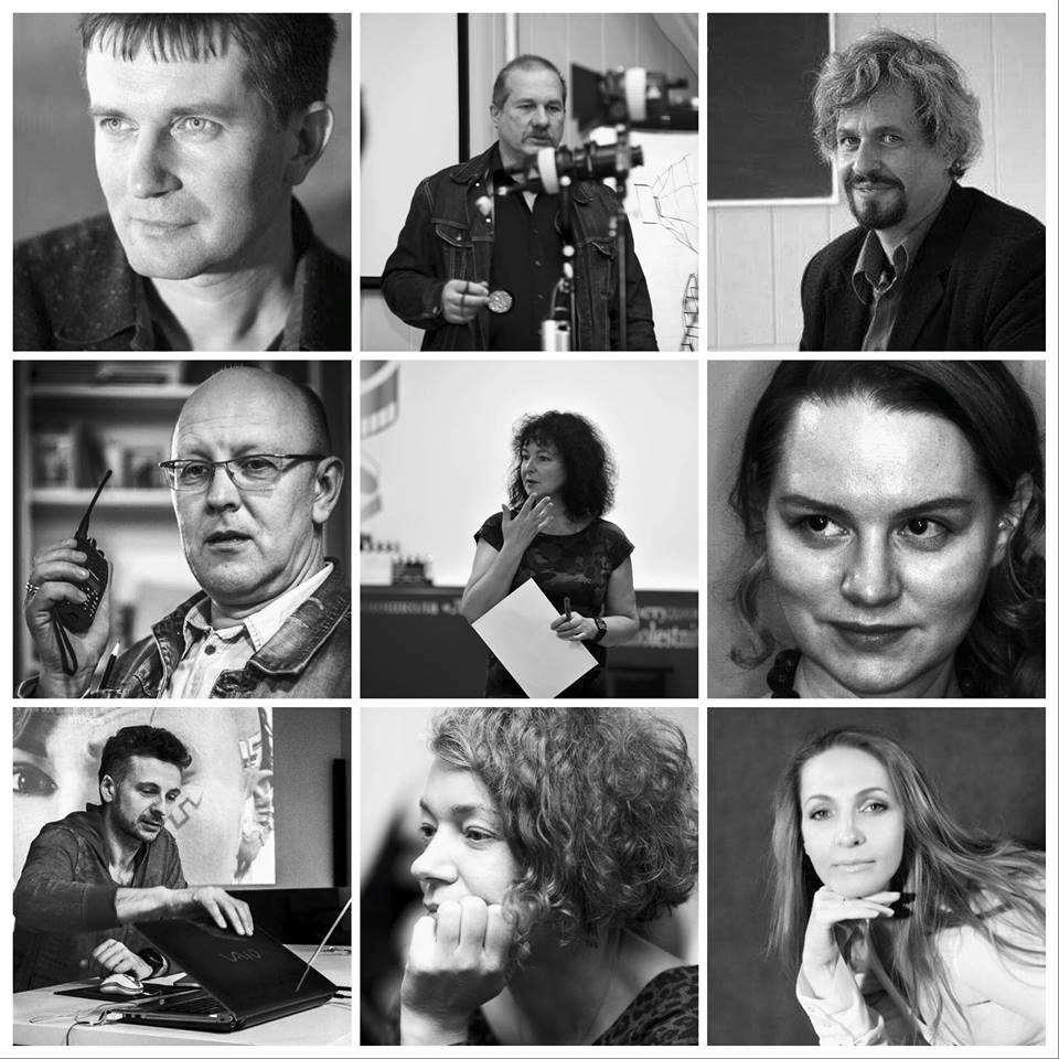 Преподаватели киношколы Лестница-3
