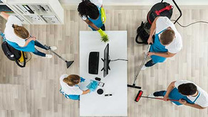 8 Tips for Maintaining a Clean Office Environment