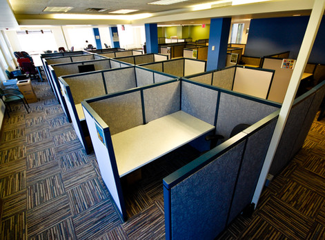 3 Workplace Design Trends Shaping Tomorrow's Offices