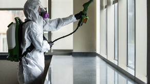 Preparing the Building: Cleaning, Disinfecting & Supplies