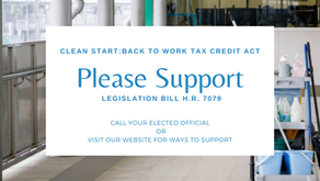 Clean Start: Back to Work Tax Credit Act