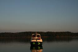 Miniyacht/ Hausboot chartern