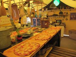 Uromas Sommerküche