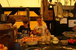 Kochen mit Klassen