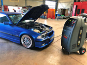 Klimaservice BMW E36 328i