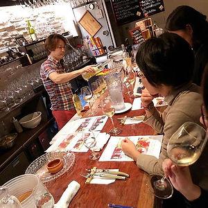ワインビギナーの会
