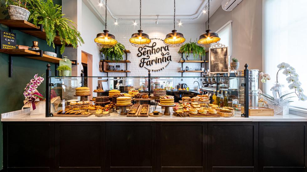 Senhora Farinha Bakery