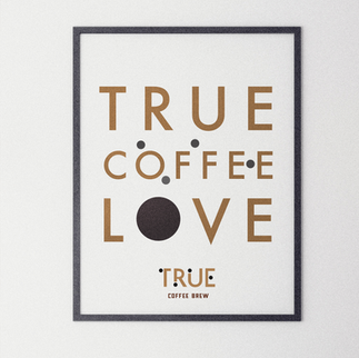 TRUE COFFEE BREW