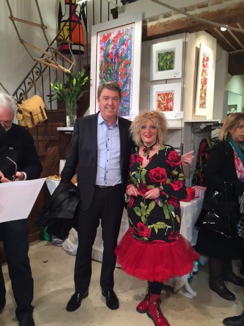 Exposition Saint Valentin 2015