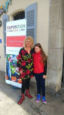 Exposition galerie du port