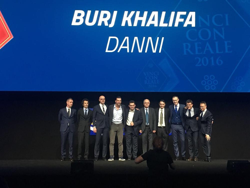 Premiazione Reale Mutua 24 novembre 2017