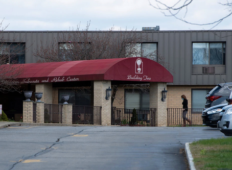 17 Bodies Found at NJ Nursing Home Hit by Virus [The New York Times]