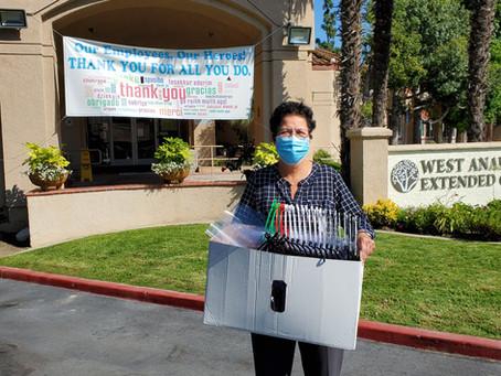 NursingHomePPE Helps More California Nursing Homes